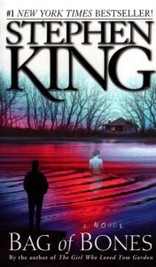Bag of Bones by Stephen King - Top Ten Tuesday