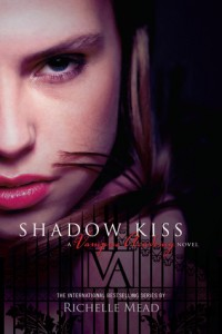 Shadow Kiss - Top Ten Tuesday