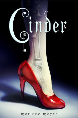 Cinder - Top Ten Tuesday