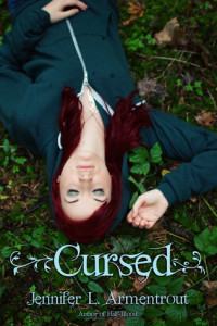 Review: Cursed by Jennifer L Armentrout