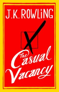 The Casual Vacancy - Top Ten Tuesday