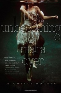 The Unbecoming of Mara Dyer Stacking the Shelves (18)
