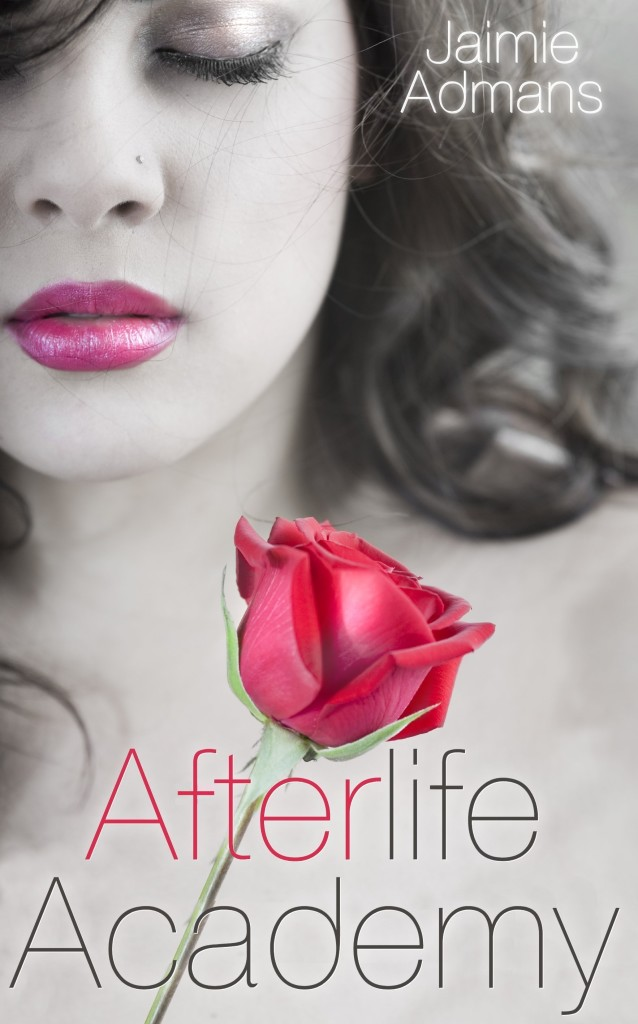 Cover Reveal: Afterlife Academy by Jaimie Admans