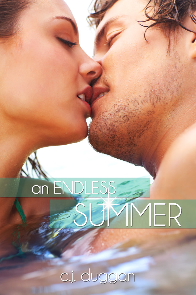 Cover Reveal: An Endless Summer by C.J. Duggan