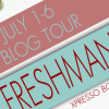 Tour Review & Giveaway: Freshman Forty by Christine Duval