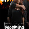 Cover Reveal: Becoming by Samantha Summers