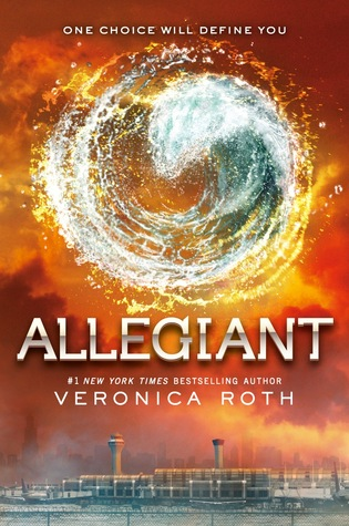 Review: Allegiant by Veronica Roth
