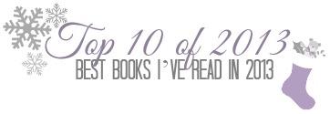 Best Books I've Read in 2013