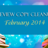 Review Copy Cleanup 4.0: Week One Update