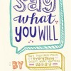 Review: Say What You Will by Cammie McGovern