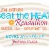 2nd Annual Beat the Heat Readathon!