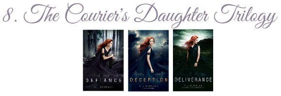 The Courier's Daughter Trilogy