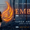 Tour Review & Giveaway: Embers by Karen Ann Hopkins