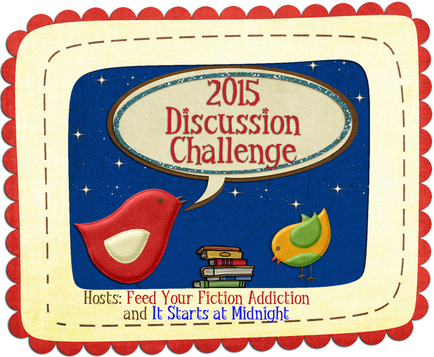 2015 Discussion Challenge