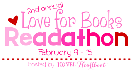 2nd Annual Love for Books Readathon