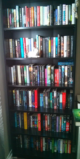 TBR Bookshelf