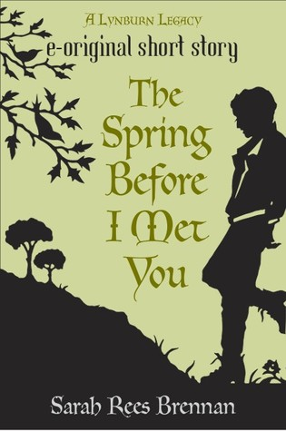 The Spring Before I Met You by Sarah Rees Brennan