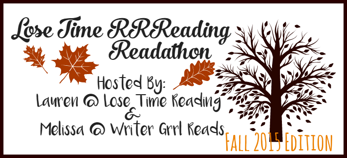 Lose Time RRReading Readathon