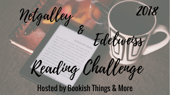 Netgalley & Edelweiss Reading Challenge